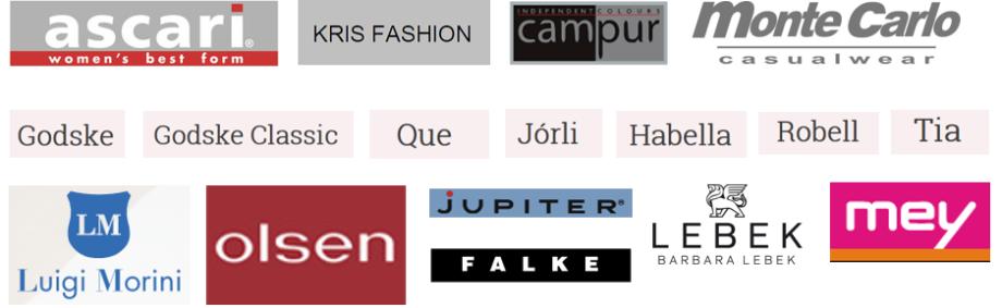 Starke Marken für unsere Kunden