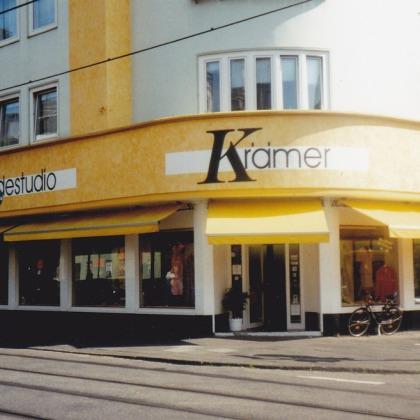 Modestudio Krämer, seit 1974 Ihr Modehaus in Bonn